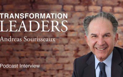 Andreas Sourisseaux (Geschäftsführer von Sourisseaux Partners) im Gespräch mit René Esteban