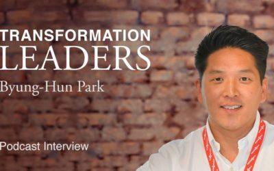 Byung-Hun Park (Vice President Corporate Communications bei Viessmann) im Gespräch mit René Esteban