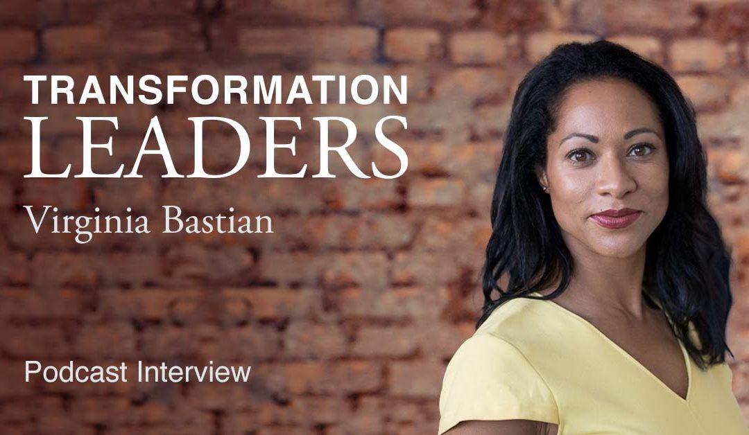 Virginia Bastian (former HR Group Director bei Nestlé Deutschland AG) im Gespräch mit René Esteban